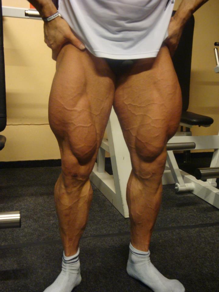 Как сделать ноги сильными