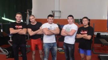 Після річної перерви повернувся на поміст найсильніший юніор України
