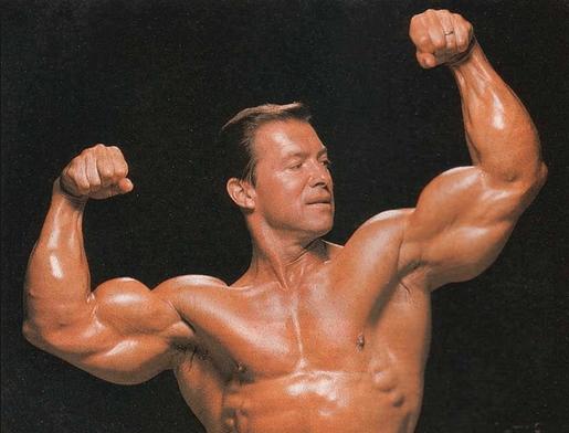 lari skot bodybuilder