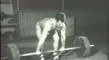 Тяжелая атлетика: старая польская школа (видео)