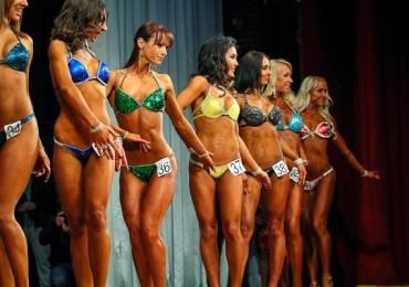 Результаты Чемпионата Днепропетровской области по бодибилдингу 2012 IFBB