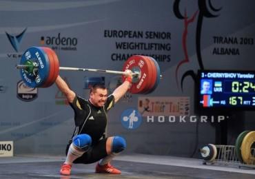 Украинские тяжелоатлеты готовятся к Чемпионату мира 2014