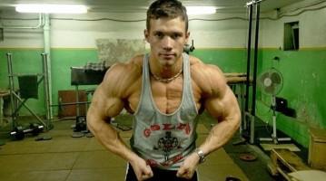 Бодибілдер Максим Троян: «У 16-ть я набрав о 90 кг м'язів!»
