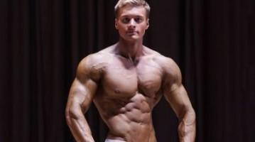 Бодібідер Юрій Тимощук: Із спортом хочу пов'язати все життя