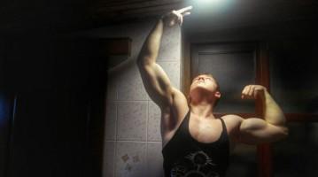 15 річний культурист з Поділля: Антон Фалаштинский: «Це все заради самовдосконалення»