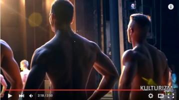 Як львівські бодібілдери їздили мірятися м'язами на Закарпаття