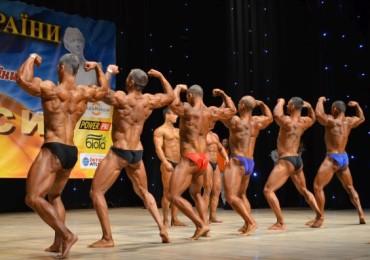 17-18 октября в Днепропетровске Чемпионат Украины по бодибилдингу IFBB