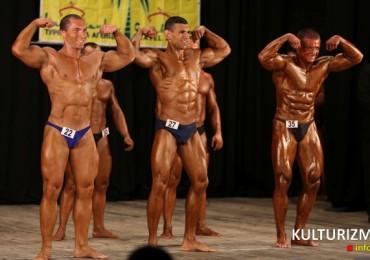 3 октября в Львове Чемпионат города по бодибилдингу IFBB