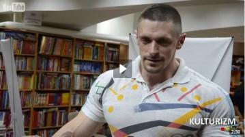 Відео-звіт семінару Адама Козири у Києві від KULTURIZM.INFO