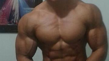 Бодібілдер Daniel Roman: колумбійський супер-юніор