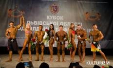 Кубок Львова з бодібілдингу IFBB 2016. Результати