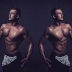 Viktor Minar – чеський атлет Men's physique. Відео