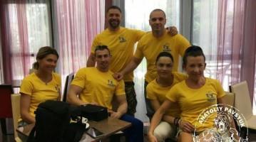 Українські бодібілдери виступили на WABBA INTERNATIONAL 2016