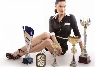 Спортсменка, активістка і просто красуня Наталія Касперська: Фітнес- як спосіб життя