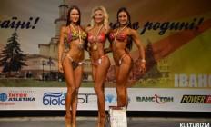 16 жовтня у Києві відбудуться обласні змагання з бодібілдингу