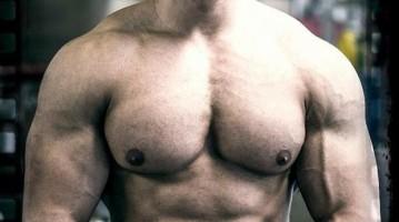 Асимметрия грудных мышц в бодибилдинге: 3 причины диспропорции