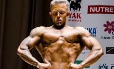 Бодібілдер Олег Лучишин на Чемпіонаті України UBPF 2015. Фотогалерея