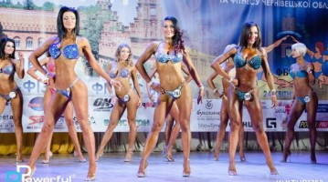 22-23 жовтня в Одесі Чемпіонат України з бодібілдингу IFBB