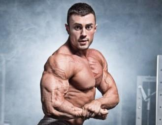 6 фактів про тренування ніг бодібілдера Максима Сичова