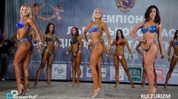 8 квітня у Києві Кубок столиці з бодібілдину IFBB