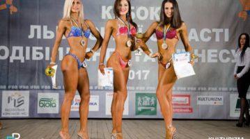Результаты Кубка Львовской области по бодибилдингу IFBB 2017