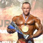 Украинец Владимир Бирук — абсолютный победитель Чемпионата Европы по бодибилдингу IFBB 2017