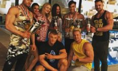 Українські бодібілдери здобули 8 медалей в Іспанії на Olympia Amateur 2017