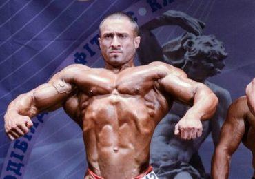 Олег Кривой на Кубке Украины IFBB 2014: фотогалерея з дебюта