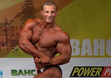 Юниор Святослав Федорыч планирует вернуться в соревновательный бодибилдинг