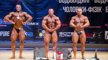 В Тернополе зарегистрировали официальное представительство бодибилдинг федерации IFBB