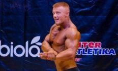 Бодібілдер Євген Жуковський на Кубку Києва IFBB 2017. Фотогалерея