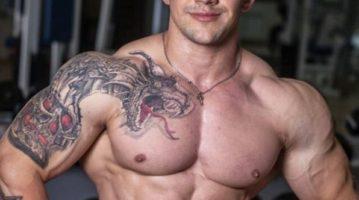 Бодибилдер Иван Гаврилов: хочу перейти в элитную категорию атлетов «тяжеловесов»