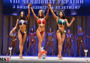 Рейтинг українських бодібілдинг-федерацій 2017
