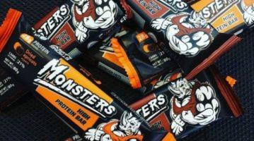 Новий гравець на ринку: в Україні почали виготовляти спортивне харчування під брендом Monsters
