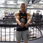 Тренировка культуриста Степана Степаненко для Mentor Body. Видео