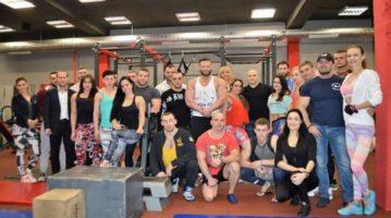 У Києві відбулося Відкрите тренування WABBA Україна
