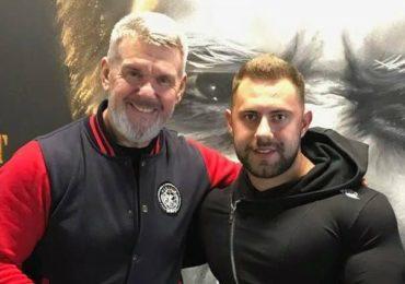 Бодібілдер Юрій Федишин очолив осередок федерації UBPF у Львові