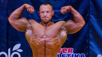 Бодібілдер Володимир Бірук на Кубку Києва 2017 IFBB. Фотогалерея