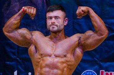 Бодібілдер Ігор Глуходід на Кубку Києва 2017 IFBB. Фотогалерея
