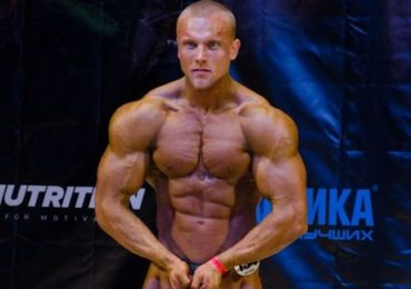 Бодібілдер Євген Спесивов на Кубку Києва 2017 IFBB. Фотогалерея