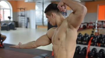 Володимир Андреїшин: За перший рік тренувань я набрав до 90 кг!